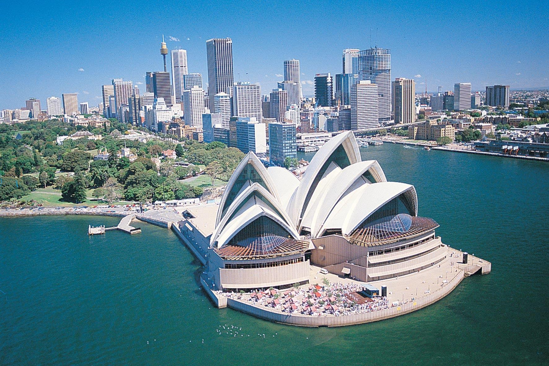 AUSTRALIA Melbourne Sydney